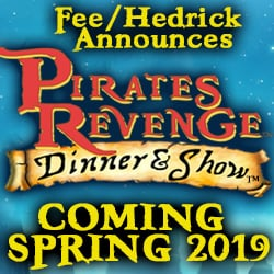 Pirate Show Coming To Pigeon Forge!
