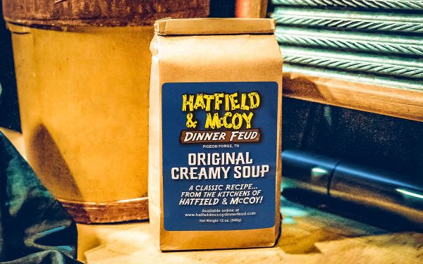 Hatfield & McCoy Dinner Feud - Original Creamy Soup