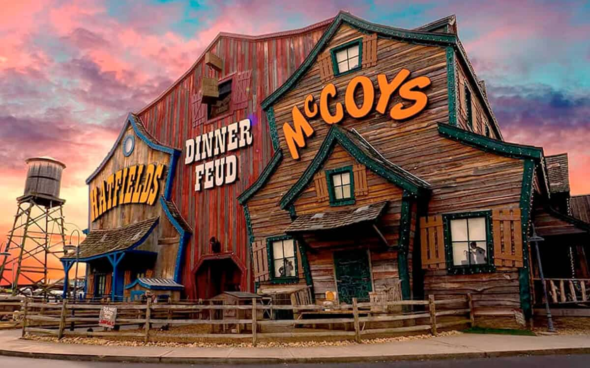 Buy Tickets - Hatfield & McCoy Dinner Feud