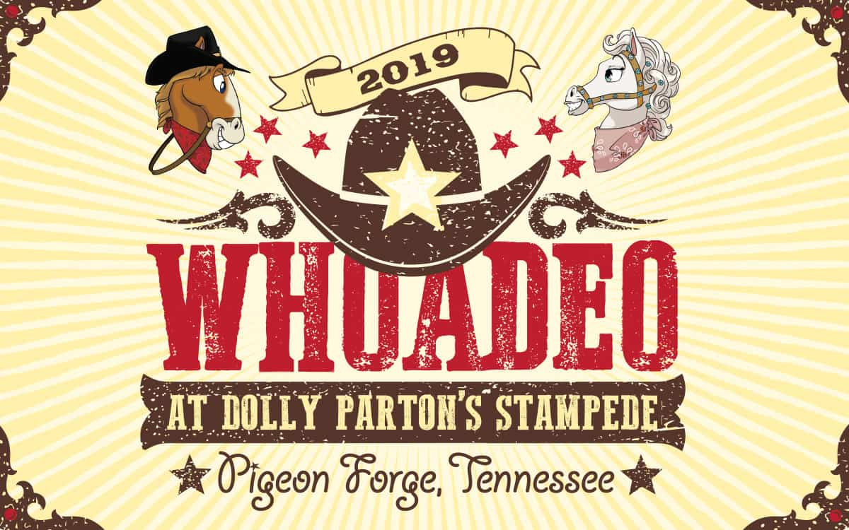 Whoadeo Kids' Event September 21, 2019 At Dolly Parton's Stampede