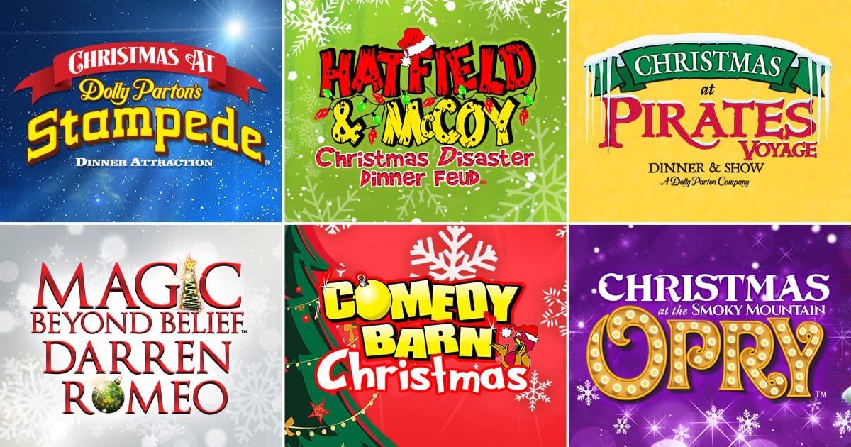 Pigeon Forge Christmas Shows