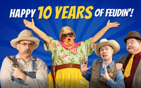 10 Years of Feudin', Fiddles and Fun